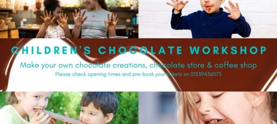 Chocolate Factory Website 1